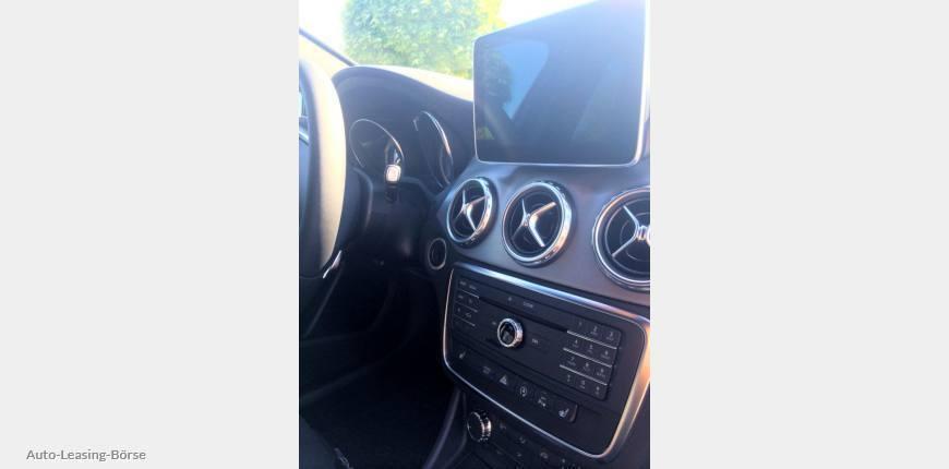 mercedes benz gla 220 d, autom., navi, garantieverlängerung - auto